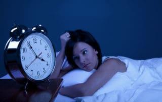 Avez-vous des insomnies?
