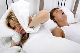 Les ronflements et apnée du sommeil