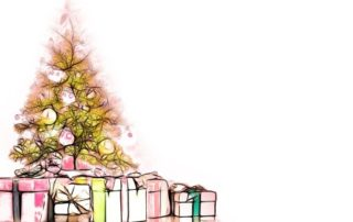 Rêver de cadeau de noël
