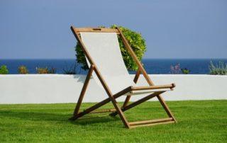 Rêver de chaise longue
