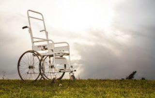 Rêver de chaise roulante