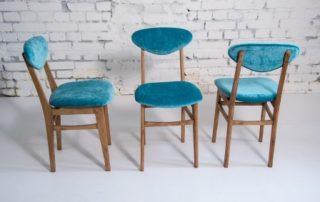 Rêver de chaises en tissus