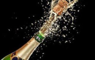 Rêver de champagne signification
