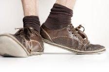 Rêver de chaussettes malodorantes