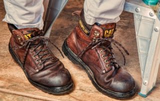 Rêver de de chaussures sales