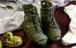 Rêver de de chaussures trouées