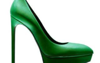 Rêver de de chaussures vertes