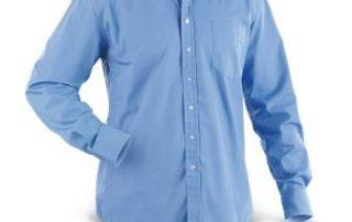 Rêver de chemise bleue