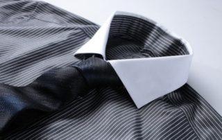 Rêver de chemise noire