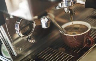 Rêver de machine à café