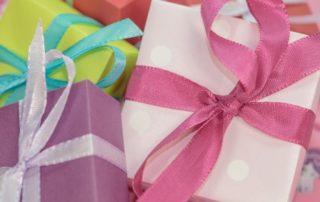 Rêver de recevoir un cadeau