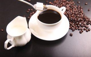 Rêver de tasse de café