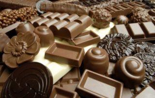 Rêver de bonbons au chocolat