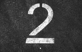 Rêver du chiffre 2