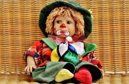 Rêver de clown interprétation