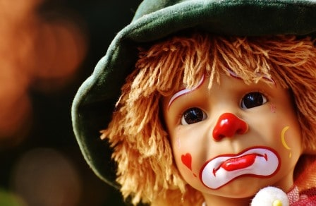 Rêver de clown