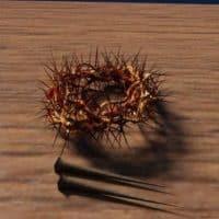 Rêver de couronne d'épines