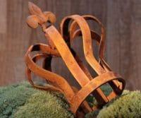 Rêver de couronne de fer