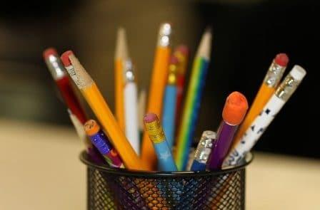 Rêver de crayons de papier