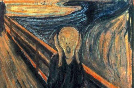 Rêver de cri selon Edvard Munch