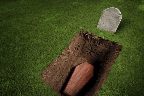 Rêver d'enterrement et sa signification: