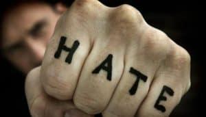 Rêver de haine et son interprétation: