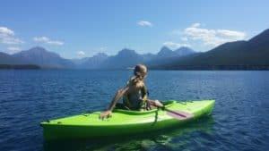 Rêver de kayak et son interprétation: