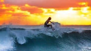 Rêver de vagues et son interprétation:
