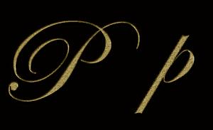 Rêver de la lettre P et son interprétation: