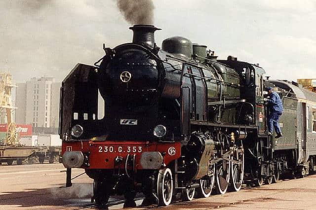 Rêver de locomotive et son interprétation:
