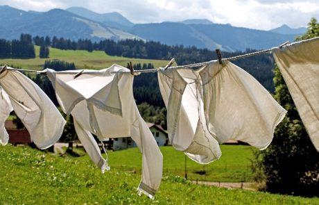 Rêver de vêtements blancs: