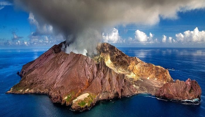 Rêver de volcan et son interprétation: