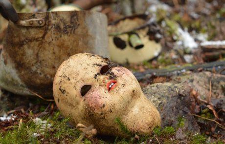 Rêver de poupée cassée: