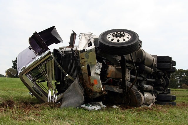 Pourquoi rêver d'accident de camion ?
